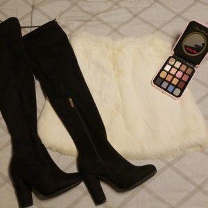 Dresses & Skirts - REAL FUR SKIRT